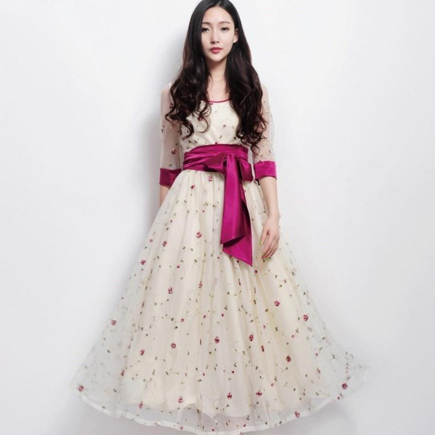 white vintage summer dresses