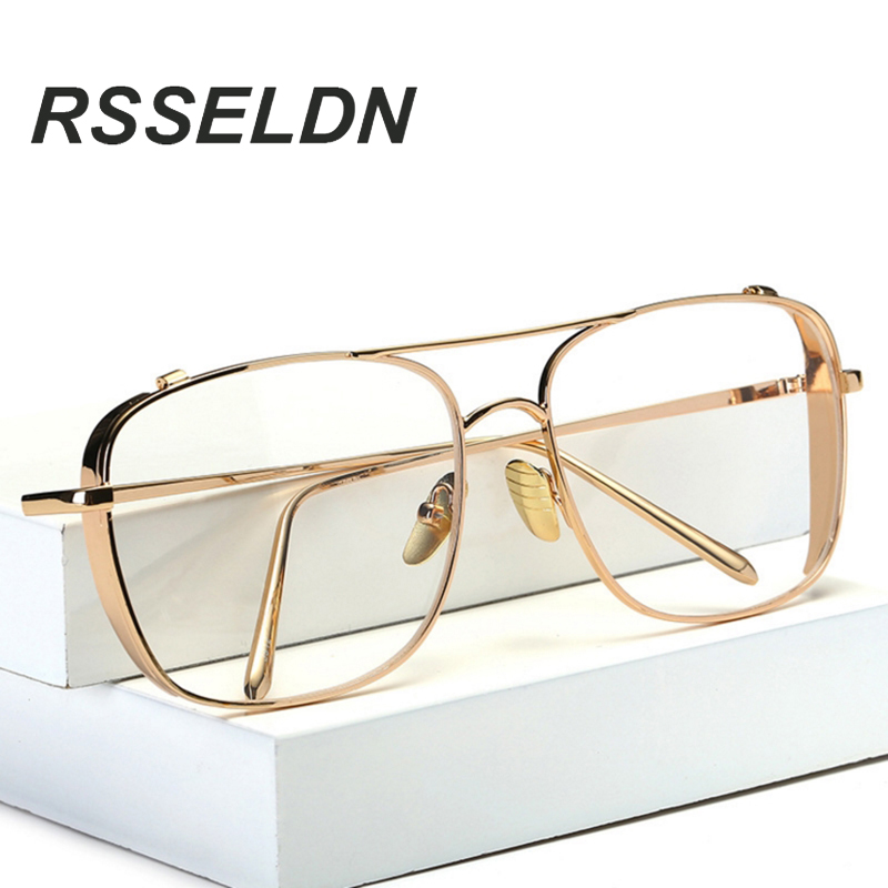 Glasses Frames Luxury : Aliexpress.com : Buy RSSELDN Luxury eye glasses frames for ...