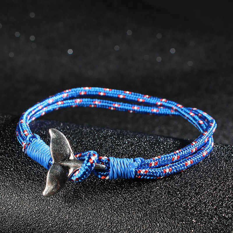 Fashion Dolphin Fish Charm Wave Bracelets For Women Men Leather Wrap Bracelet Anchor Viking Jewelry Best Friends Gifts