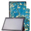 Novo design de Negócios Pu Couro Stand Case Capa Protetor Para A Lenovo Tab 2 A10-70 A10-70F A10-70L A10 70 Tablet Com Casca Dura