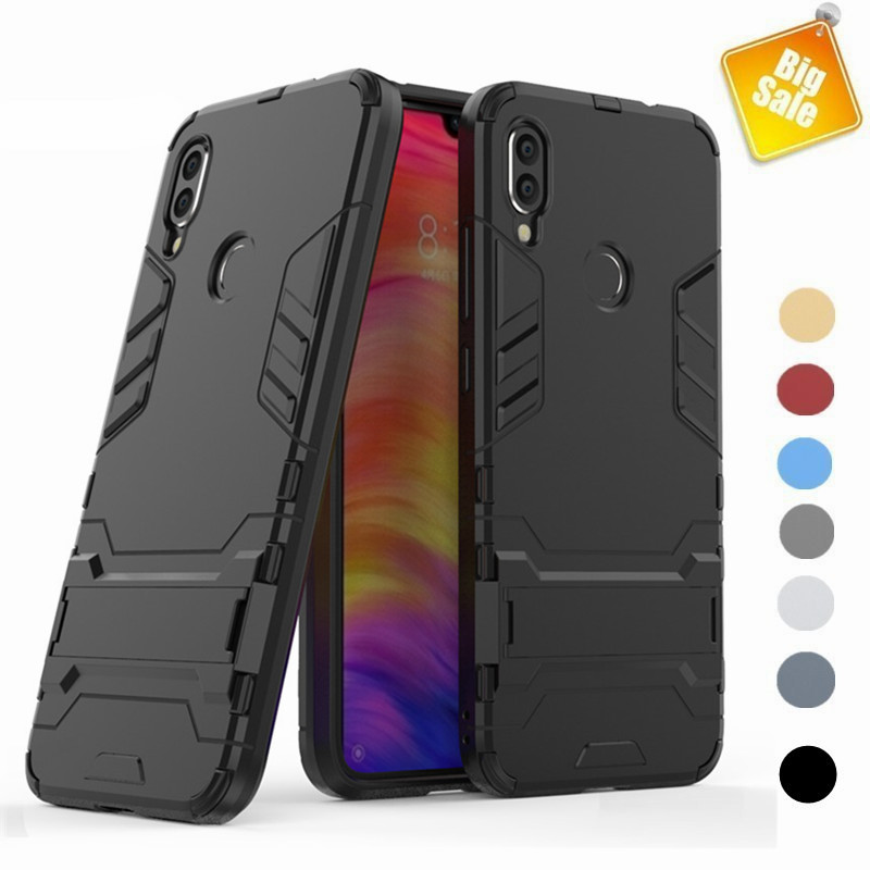 Case For <font><b>Xiaomi</b></font> <font><b>Redmi</b></font> Note <font><b>7</b></font> Case <font><b>Cover</b></font> Armor Case <font><b>Xiaomi</b></font> <font><b>Redmi</b></font> Note <font><b>7</b></font> Shockproof <font><b>Back</b></font> <font><b>Cover</b></font> <font><b>Xiaomi</b></font> <font><b>Redmi</b></font> Note <font><b>7</b></font> Funda Capa image