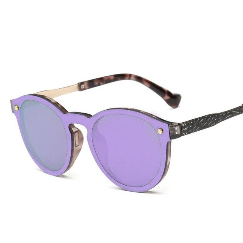 ZXTREE Colorful Sunglasses Women Mirror Glasse Metal Reflective Sunglasses Men Cat Eyes Sun Glasses Female Eyewear UV400 Z165