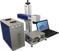 20W fiber laser marking machine with shocking price big discount