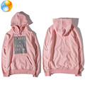 Places Faces Hoodiess Men High Quality Big 3M Reflective 100% Cotton Sweatshirt Logo Reflective Pullover Palace Skateboard Hoody