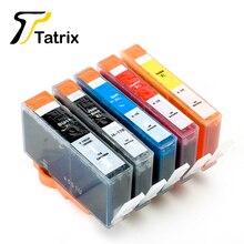 Tatrix 5PK HP178XL HP178 Ink Cartridge For HP 178 XL For HP Photosmart C6380 C6300 C5300