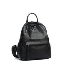 21161ffd09 2018 All Match Backpack Feminine Genuine Leather Ladies Shoulder Bag Real  Cowskin School Bag for Girl Women Daypack