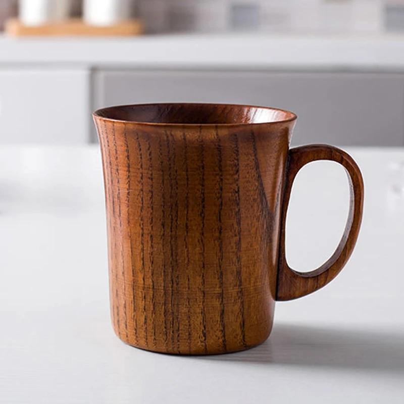 Wooden Cups Cup Beer Mug Wood Beer Mug Beer Stein Beer for Coffee Water Drinks