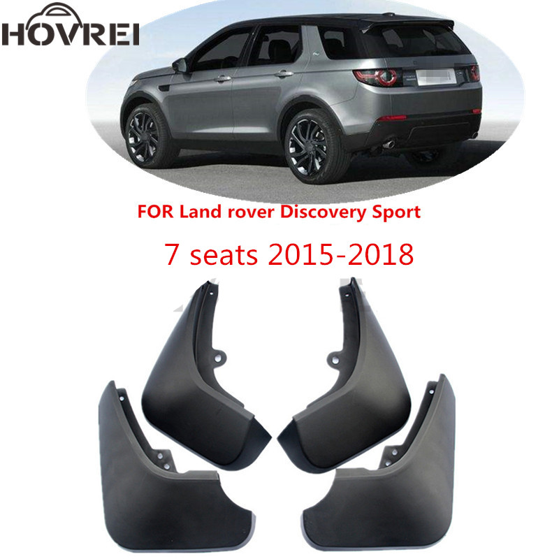 For Land Rover Discovery 4 LR4 2009-2015 Mud Flaps Splash Guard Fender Mudguard
