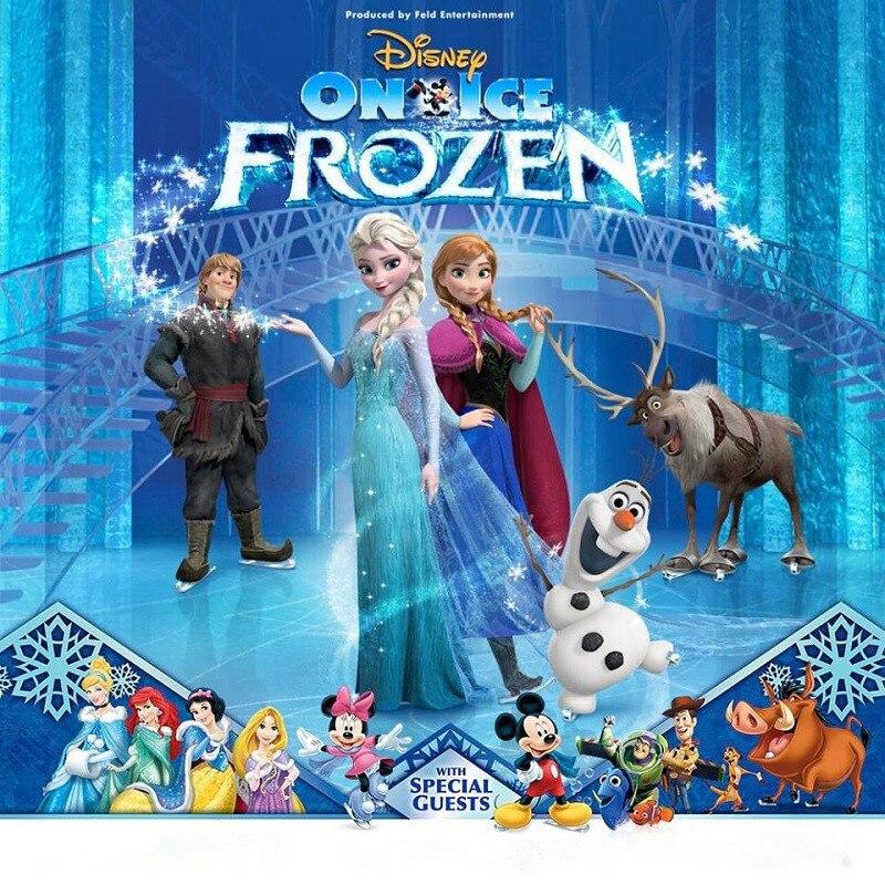 Venta caliente de Disney coche congelado de Disney 60 rebanada pequeña pieza rompecabezas de juguete niños rompecabezas de Madera Juguetes educativos para niños para bebé
