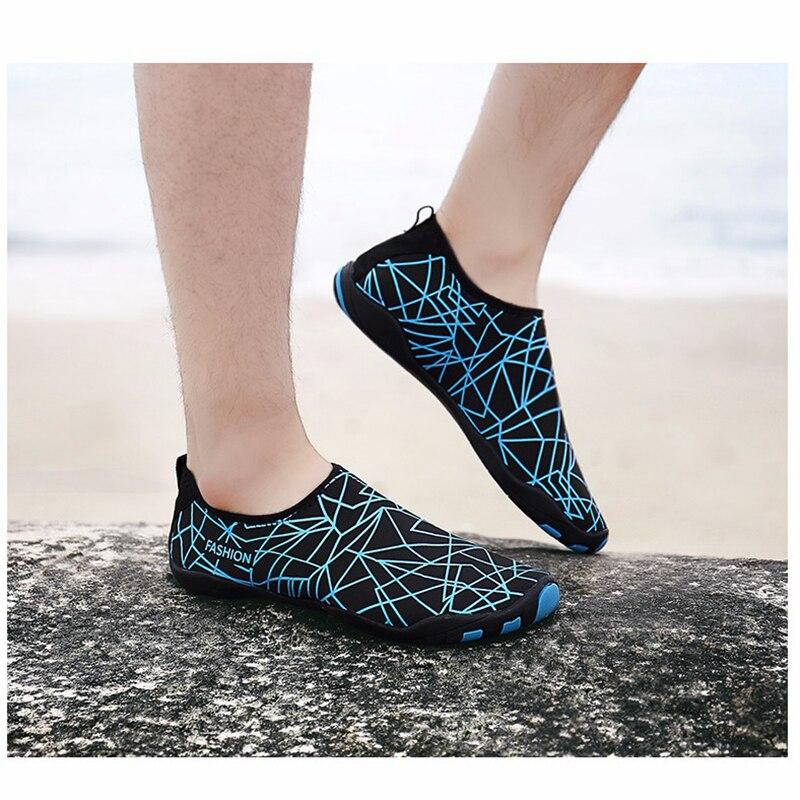 360cebecc De los hombres de verano de agua zapatillas de deporte natación zapatos  deportivos zapatos de mujer zapatos de playa hombre Casual buceo nadar  niños ...