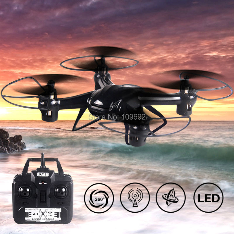 KAINISI DM003 Mini Speed Flight 3D Roll Headless 2.4G RC Quadcopter 6-Axis Drone 4CH Helicopter Kids Toys VS H20 H8 H22 X901