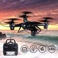 Nueva Versión DM003 Mini Velocidad de Vuelo 3D Rollo Sin Cabeza 2.4G RC Quadcopter 6-Axis Drone 4CH Helicóptero Juguetes Para Niños VS H20 H8 H22 X901