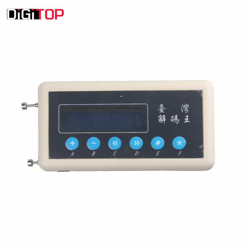 New 433Mhz Remote Control Code Scanner(copier) Car Key Remote Control Wireless Remote Key/Code Scanner Free Shipping