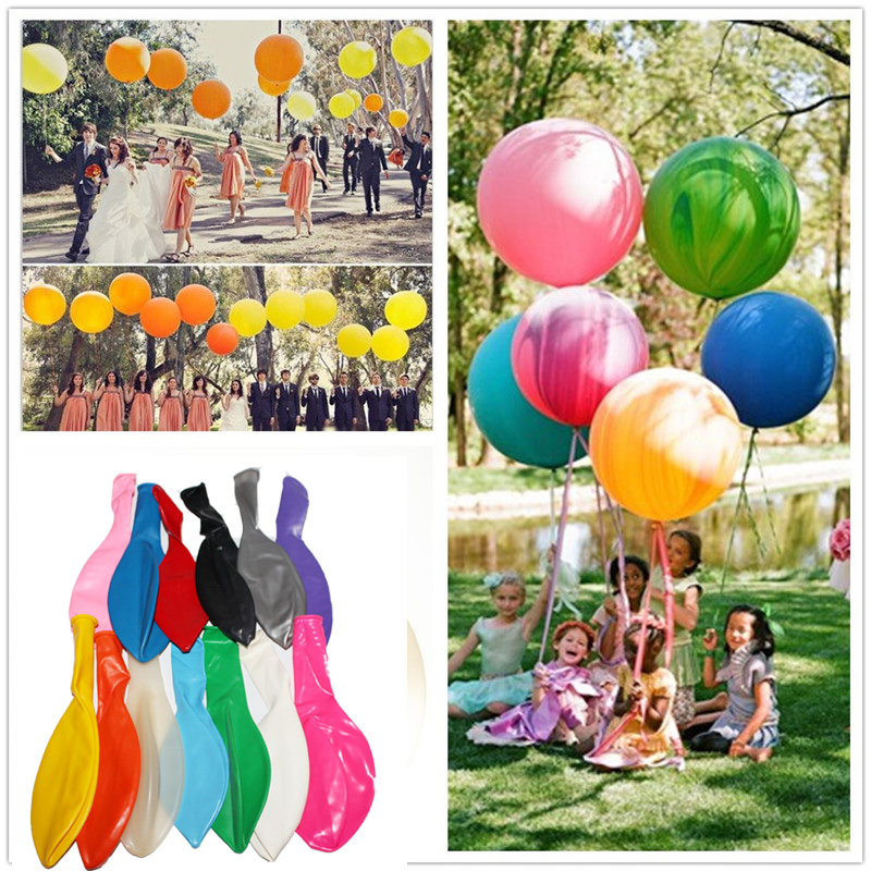 Aliexpress.com : Buy 18 Inches Round Latex Balloons Happy