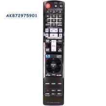 Used Original AKB72975901 Remote Control For LG DVD HOME THEATER Remoto Controle AKB72975908 Genuine стоимость