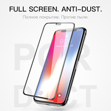 HOCO Front & Rear Set 5D Full Screen Tempered Glass Film For iPhone X