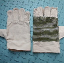 Free delivery 6 pair 100% cotton Canvas security defending working gloves with wear-resistant cotton material and aggressive worth