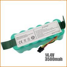 цена на NI-MH 14.4V 3500mAh for panda X500 X600 High quality Battery for Ecovacs Mirror CR120 Vacuum cleaner Dibea X500 X580 battery 1