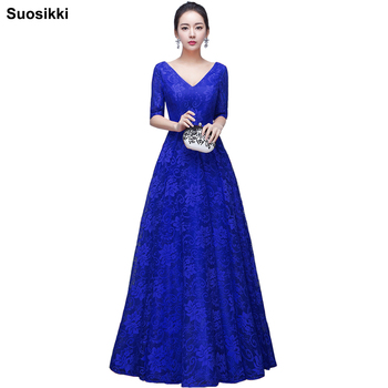 Suosikki Special Occasion Elegant Mother Of The Bride Dresses Long Floor-length Plus Size Wedding Party Gown Robe De Soiree