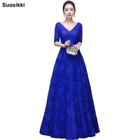 Suosikki Special occasion elegant Mother of the Bride Dresses long floor length plus size wedding party gown robe de soiree