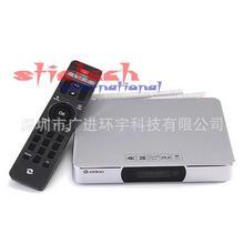 Durch dhl oder ems 20 sätze zidoo x9 mstar android 4.4 Smart TV Box Quad Core XBMC 2G/8G TV Box UNS Plugest großhandel(China (Mainland))
