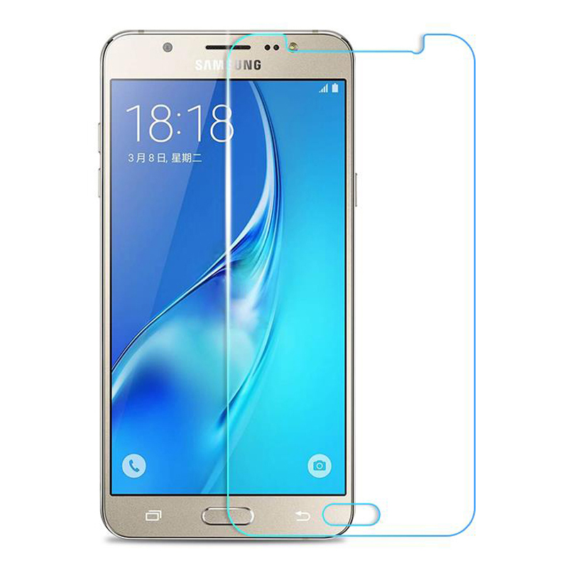 0.22mm 9h Tempered Glass On The For Samsung Galaxy J3 J5 J7 A3 A5 A7 2015 2016 2017 Screen Protector Glass Protective Film Case