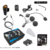 Interphone Motorcycle helmet intercom 1000 m fone de ouvido Bluetooth hands-free e música FM fones de ouvido bluetooth motocicleta interfone