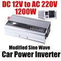 1200 W WATT DC 12 V para AC 220 V Tensão Veículo Auto Power Inverter Adaptador conversor Carregador de Carro Portátil conversor Transformador