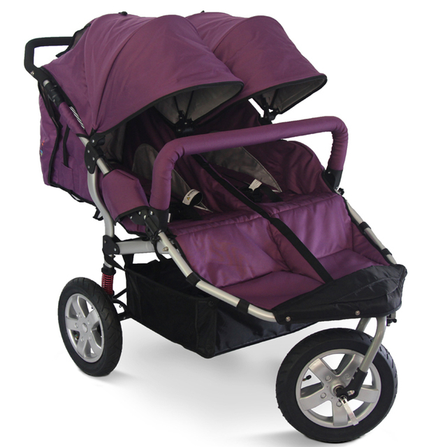 Combi Twin Sport Ex Stroller: Twin Strollers For Toddlers Strollers 2017