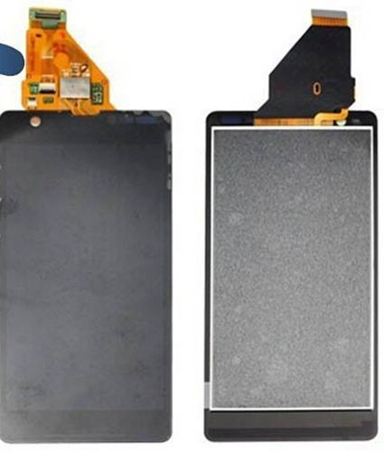 For 5Pcs/lot Xperia ZR M36h C5503 Black Color LCD And Touch Screen Digitizer Assembly