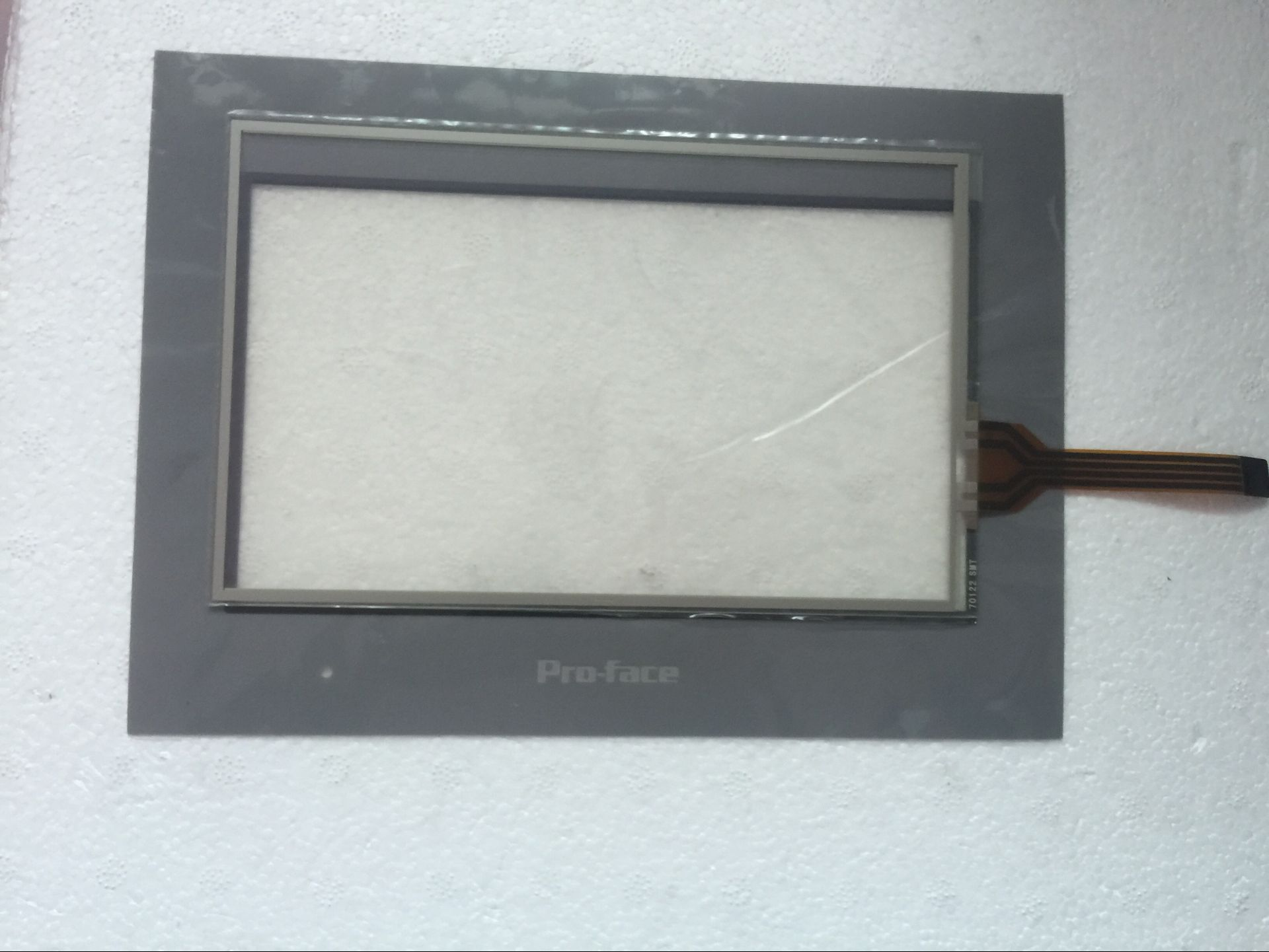 PFXGE4408WAD GC 4408W 7 inch Touch Screen Glass Membrane film for HMI Panel repair do it