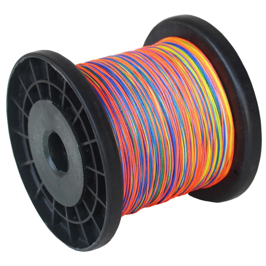 8 strands braided fishing line 1000m