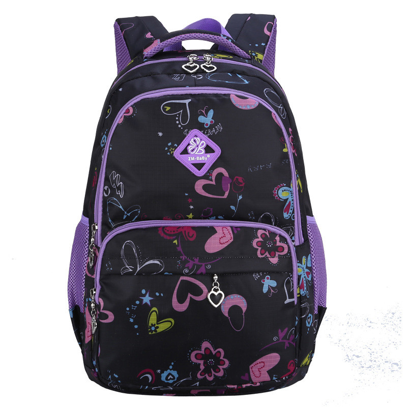 School Backpacks for Girls Women Backpack School Bags Mochila Escolar Children Kids Backpacks Fashion Printing Book