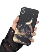 Luminous Case For Xiaomi Redmi Note 7 5 A1 A2 Lite 6 Cover PC Mobile Phone Hard