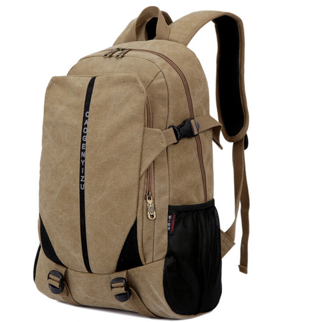 Canvas 12 13 14 15 inch Computer laptop notebook Backpack bags ...