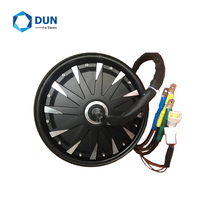 High Speed Type 12x3.5inch 3000W 260 40H Electric Motorcycle Hub Motor