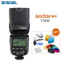 Godox TT600 2.4G Wireless GN60 Master/Slave Camera Flash Speedlite for Canon Nikon Pentax Olympus Fujifilm Panasonic