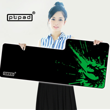 pbpad Large size  XL 880*380mm Ergonomic keyboard mat Desk Mat computer game tablet game gaming mouse pad for professional gamer
