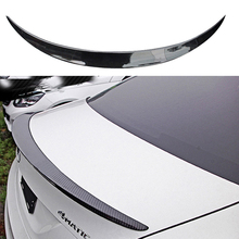 For Mercedes CLA Spoiler CLA45 W117 C117 Carbon Fiber Rear Trunk Wings Spoiler cla 200 250 260 2013 2014 2015 2016 - UP цена