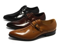 Genuine Leather Pointed Toe Shoes 2