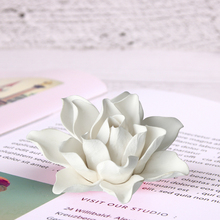 HC0030 Silica gel 3D molds Lotus rose flowers soap mold jasmine silicone candle aroma mould camellia handmade soap making moulds цена