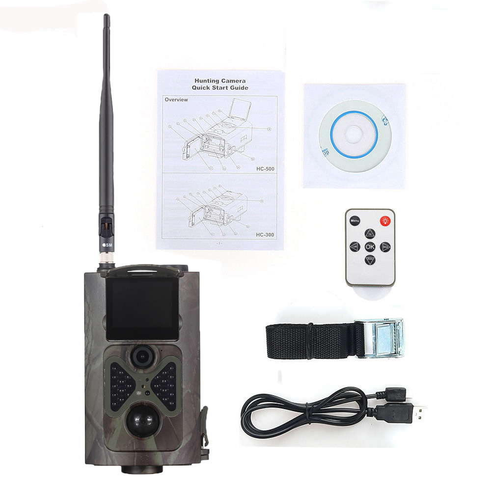 HC550G Forest Cameras SMS MMS 3G Network Hunting Cameras Surveillance Video Cameras 3G Trail Cameras free shipping sms controled mms 3g hunting trail camera hc550g