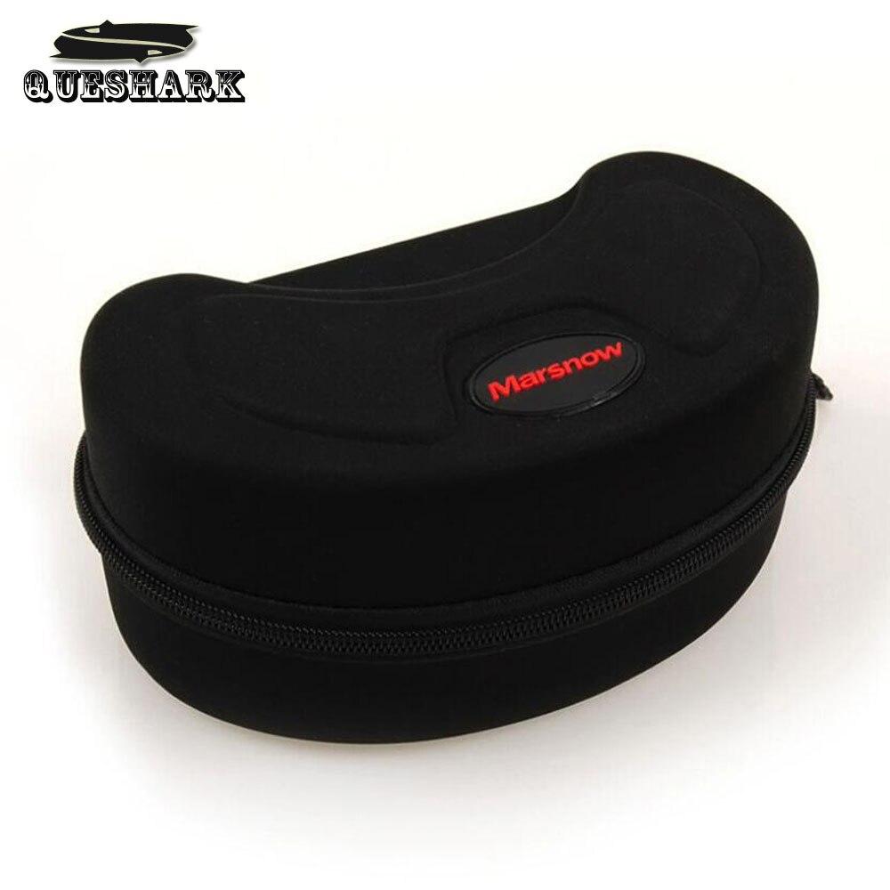 Протектор Очки сумки Коробка для спорта на открытом воздухе место для мотоцикла Велоспорт велосипед Снегоход очки скейтборд очки случаях