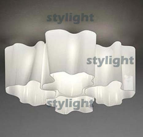 Logico ceiling lights lounge living ceiling lamp milk glass logico ceiling lights lounge living ceiling lamp milk glass chandeliers 4 heads twist lamp shade quadruple nested ceiling light in ceiling lights from aloadofball Image collections