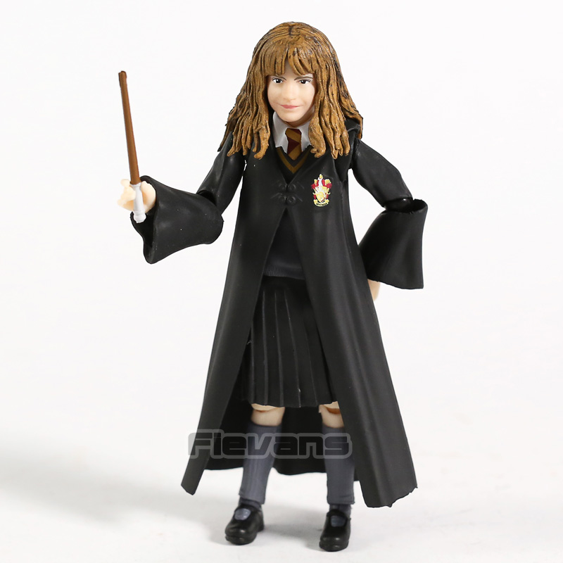 S.H.Figuarts Harry and The Sorcerers Stone Hermione Granger PVC Action Figure Collectible Model ToyS.H.Figuarts Harry and The Sorcerers Stone Hermione Granger PVC Action Figure Collectible Model Toy