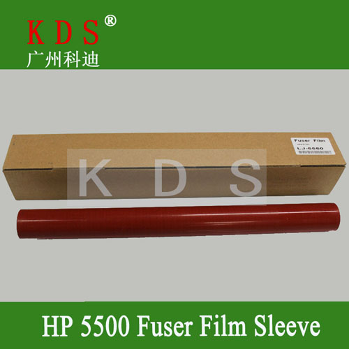1 pcs/lot Original New Fuser Film Sleeve for HP Laserjet 5500 5550 4600 4650 Teflon RG5-6701 Fixing Film