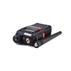 Image 2 - Baofeng UV 3R + usb充電器ミニトランシーバーuv 3Rプラス子供2ウェイラジオUV3R + vhf uhfラジオcomunicadorトランシーバー トランシーバーamador