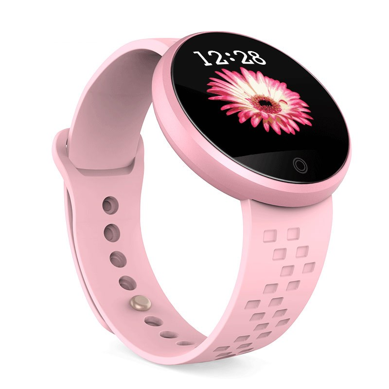 2019 New Fashion Female Clock Smart Watch Top Sleep Tracker Digital Smart Watches Physiological Cycle Ladies