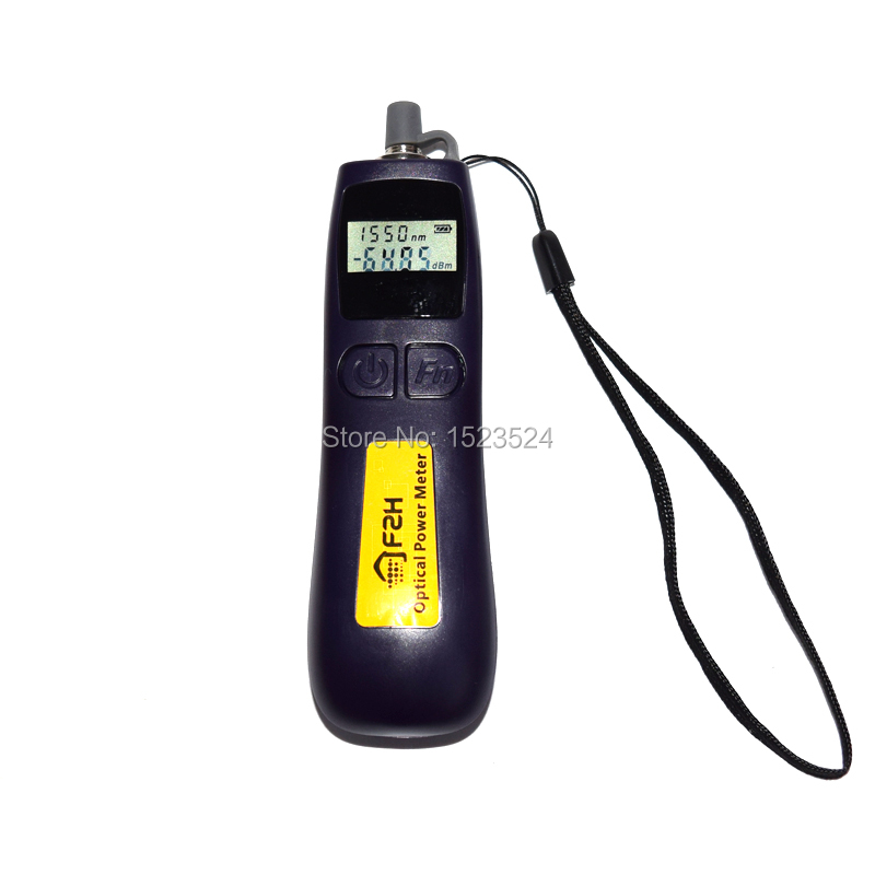 Telecommuniation -70~+10dBm FHP12A Grandway Handheld Mini Fiber Optical Power Meter
