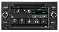 1024*600 dvd плеер GPS мультимедиа для Ford Focus 1999 2008 головного устройства Авторадио Стерео с радио Bluetooth карта Свободная камера